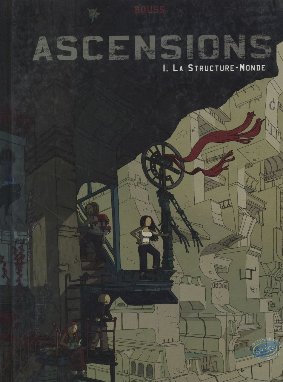 BD occasion, Ascensions : La structure- Monde