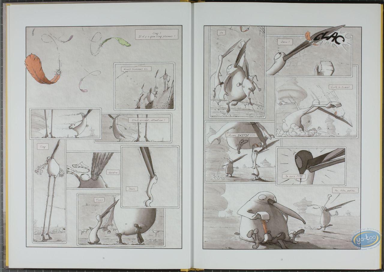 BD occasion, Birdy's : Birdy's, L'Alternative