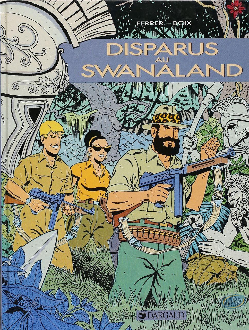 BD occasion, Disparus au Swanaland