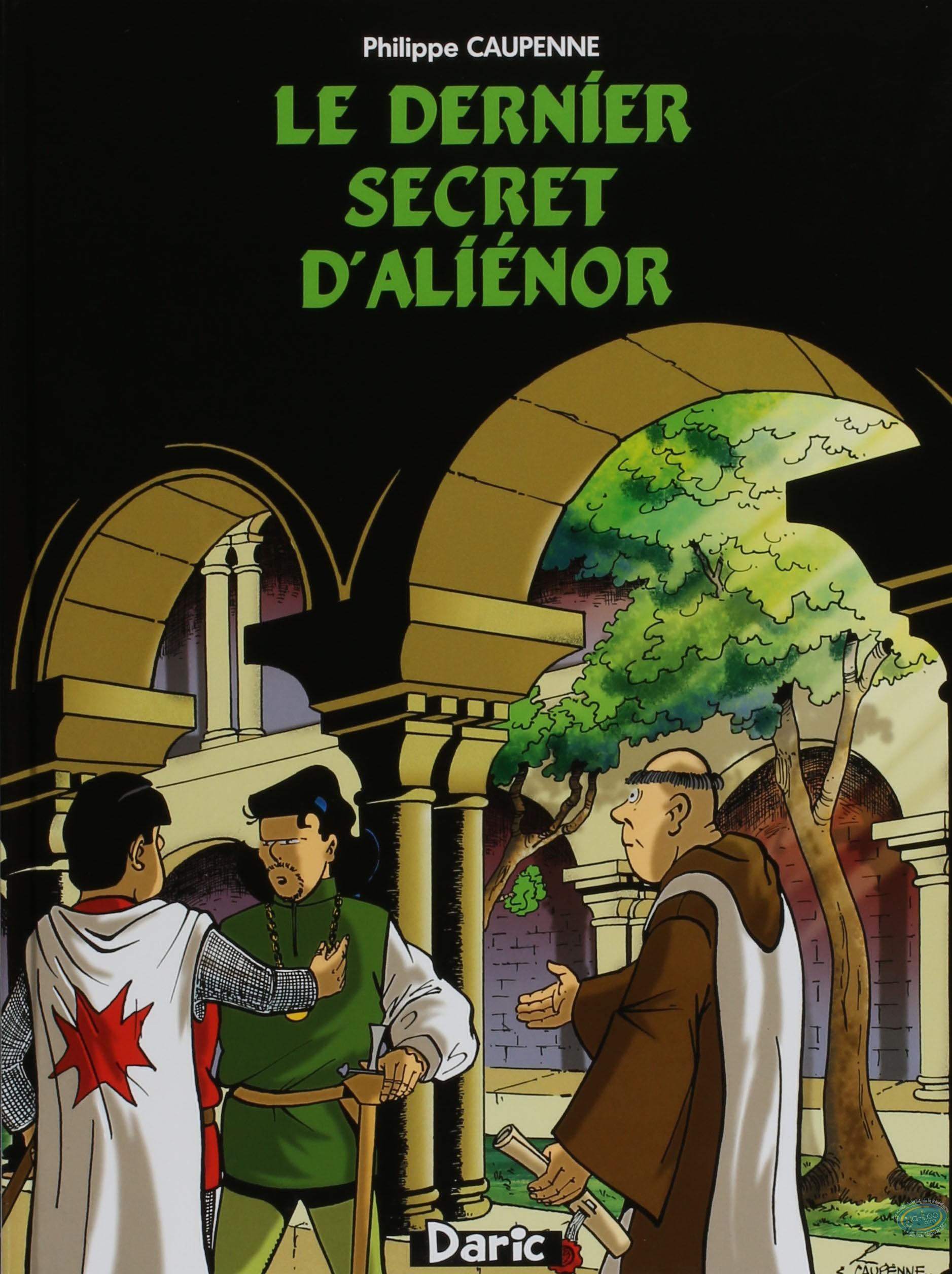 BD occasion, Dernier secret d'Aliénor (Le) : Le dernier secret d'aliénor