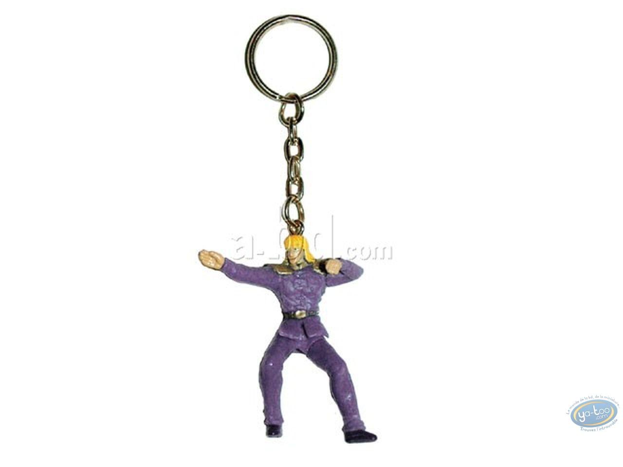 Porte-clé PVC, Ken le Survivant : Ken le Survivant 4