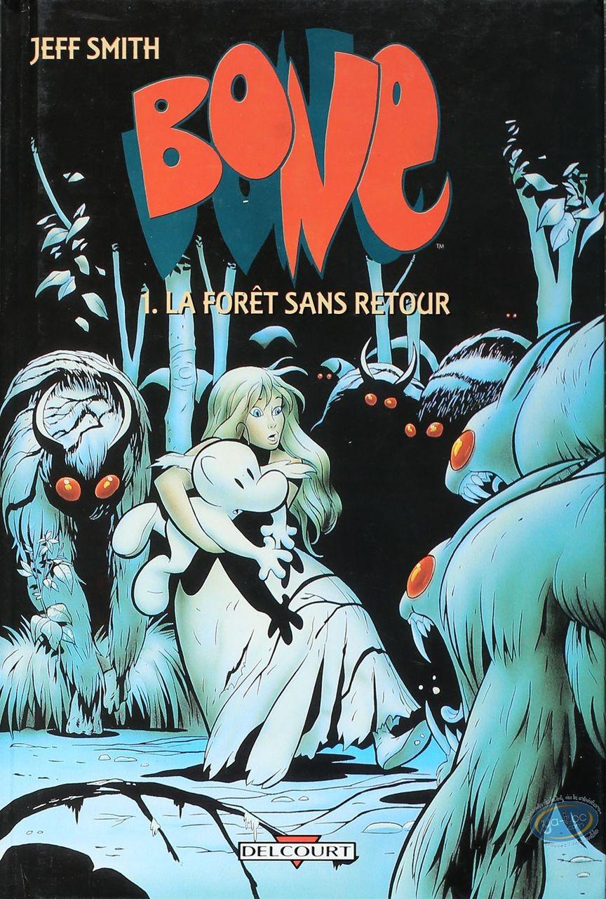 BD cotée, Bone : Bone, La forêt sans retour
