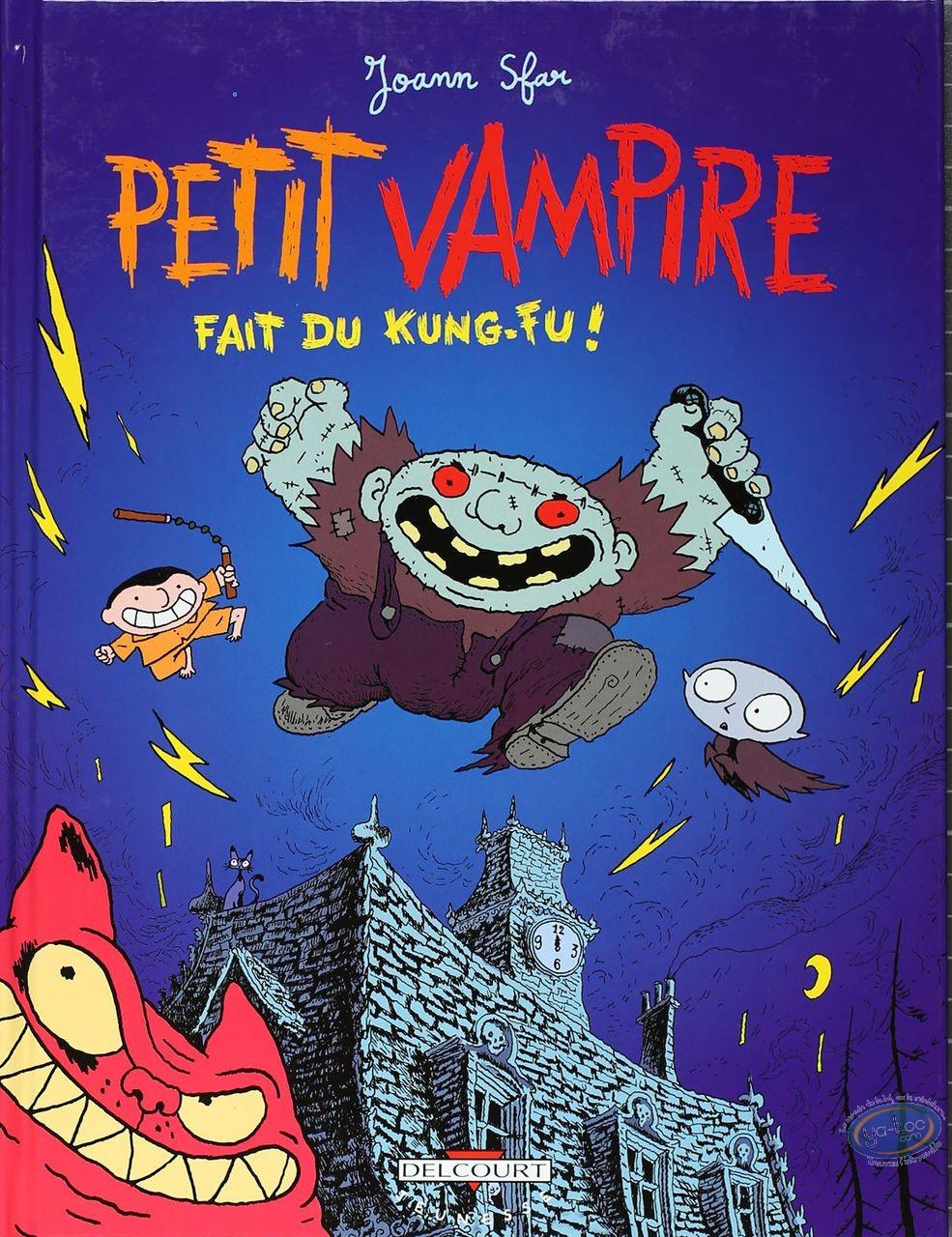 BD cotée, Petit Vampire : Petit vampire fait du Kung-Fu