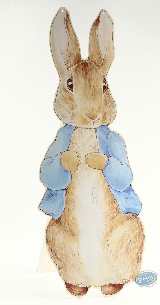 Déco, Pancarte déco. Beatrix Potter : le lapin