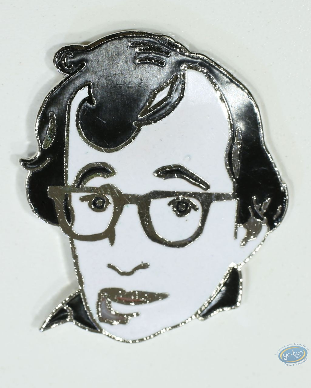 Pin's, Woody Allen