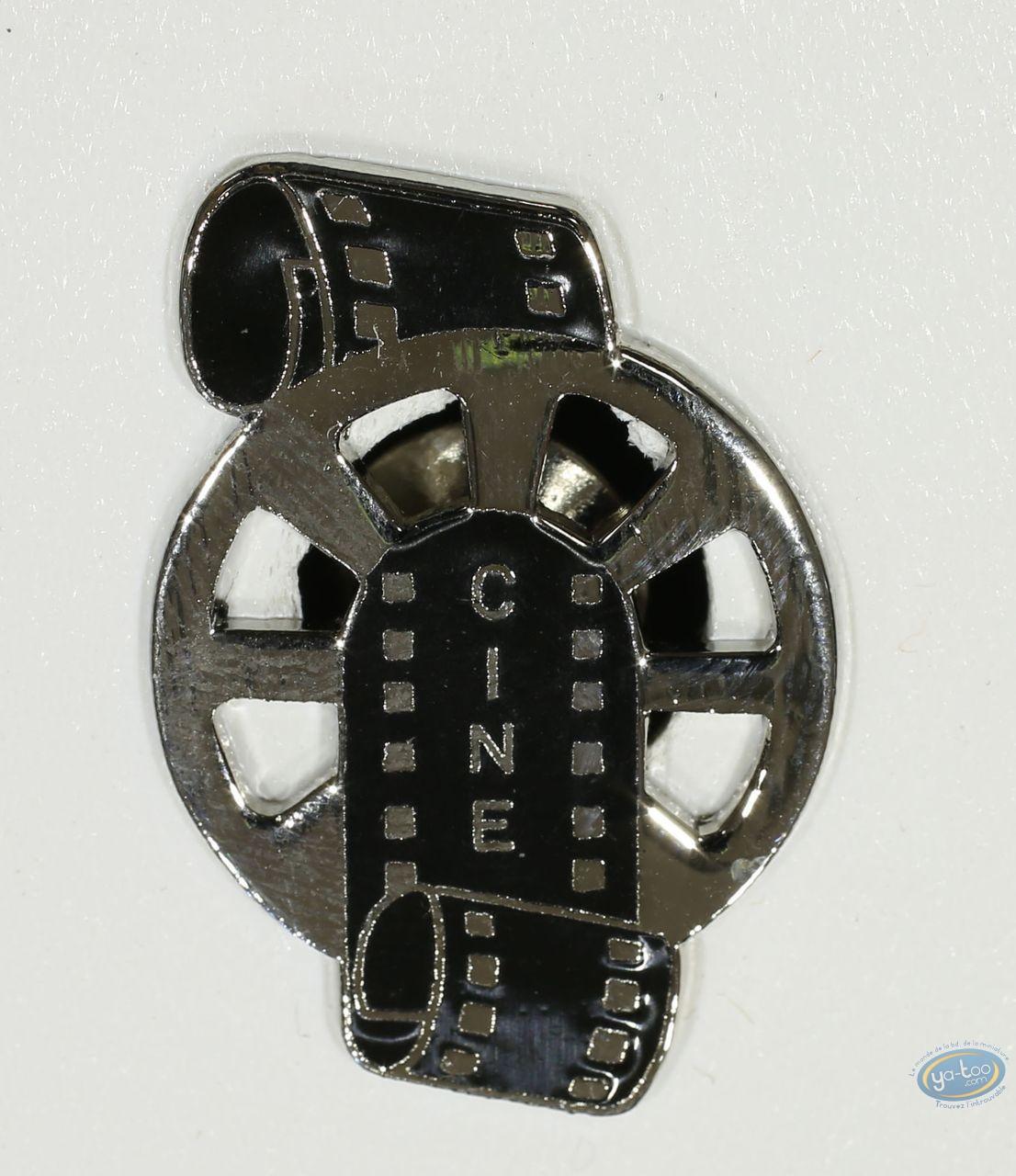 Pin's, Bobine de cinéma