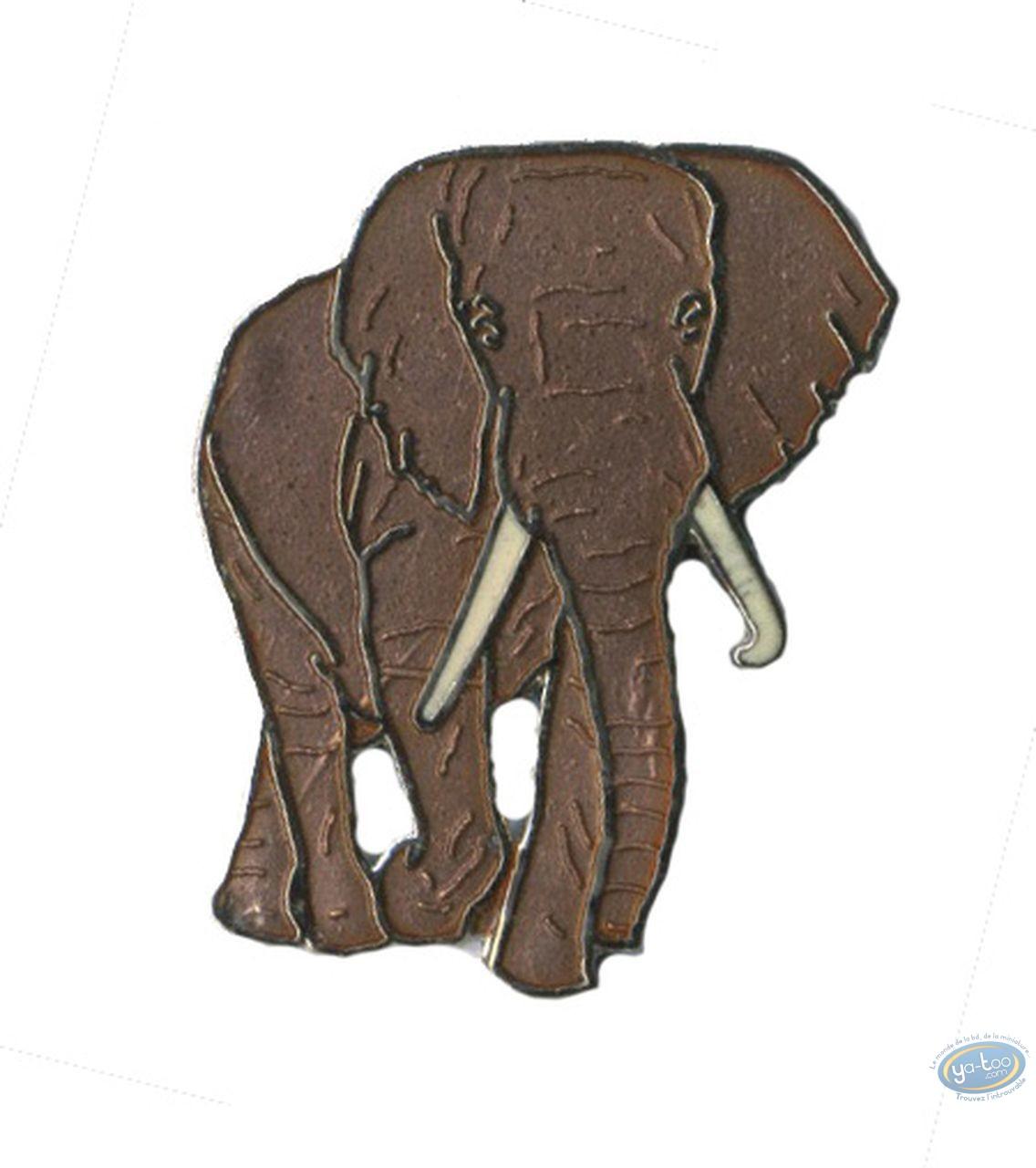 Pin's, Eléphant