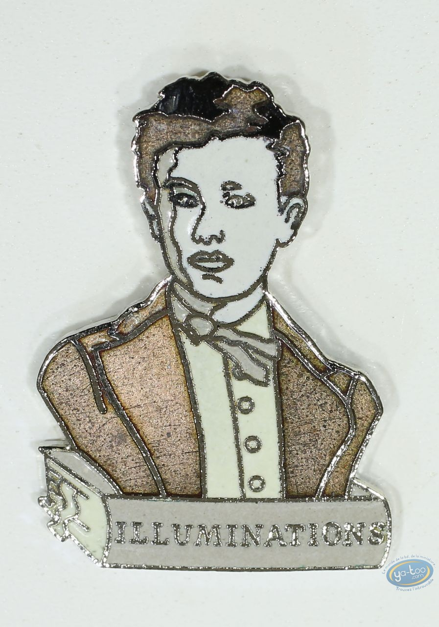 Pin's, Statuette buste