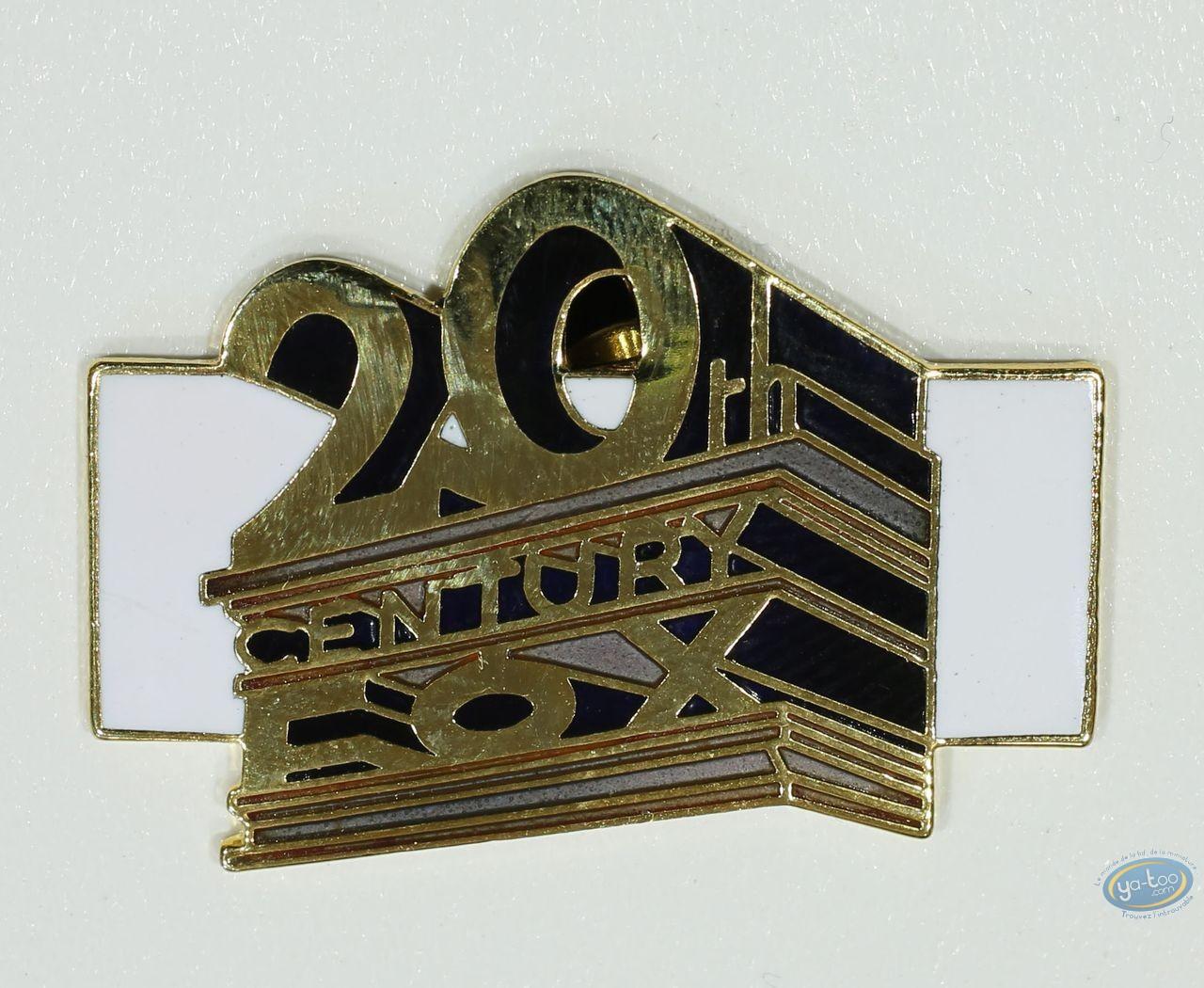 Pin's, Logo 20th Century Fox