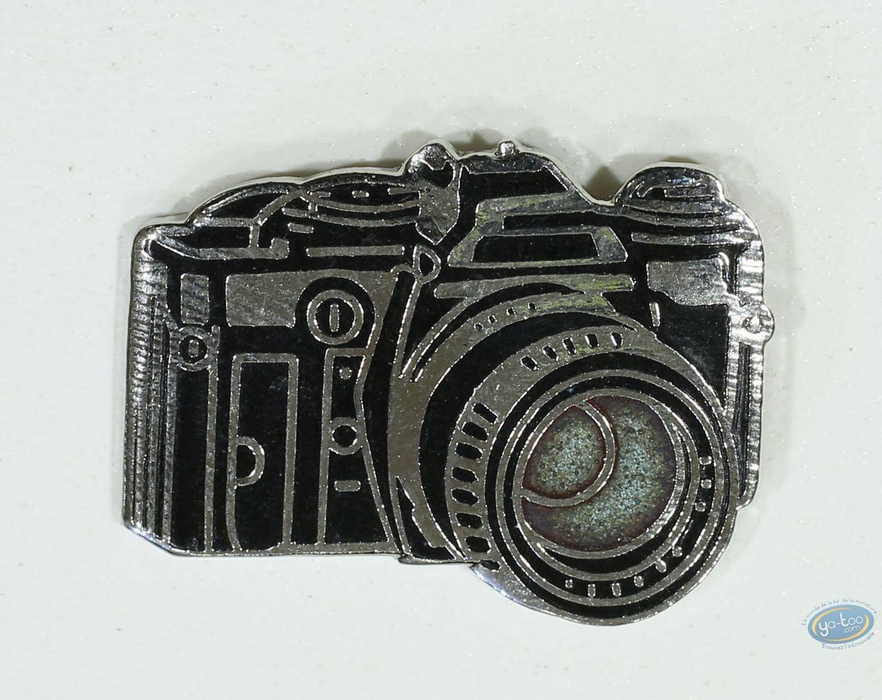 Pin's, Appareil photo (Petit modèle)