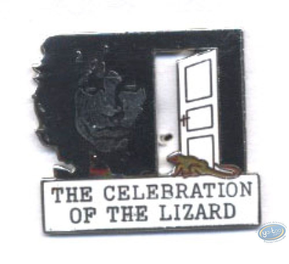 Pin's, The doors 'The celebration of the lizard'