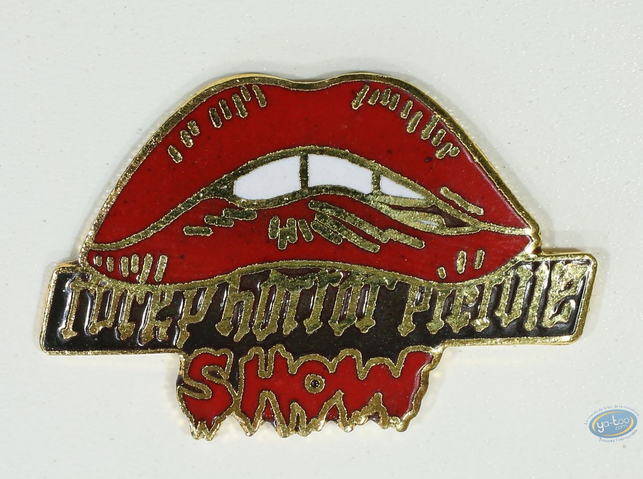 Pin's, Rocky Horror Picture