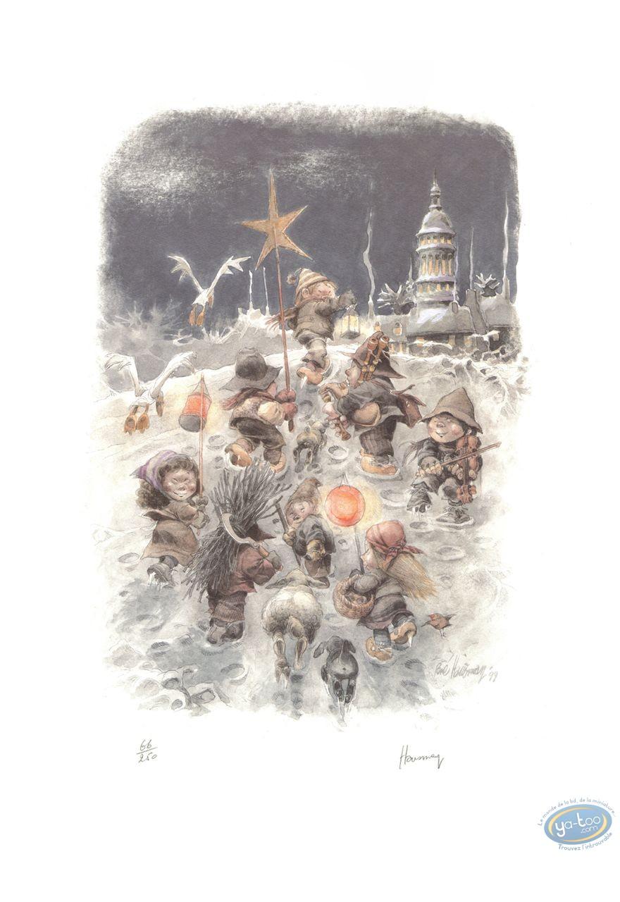 Affiche Offset, Noel