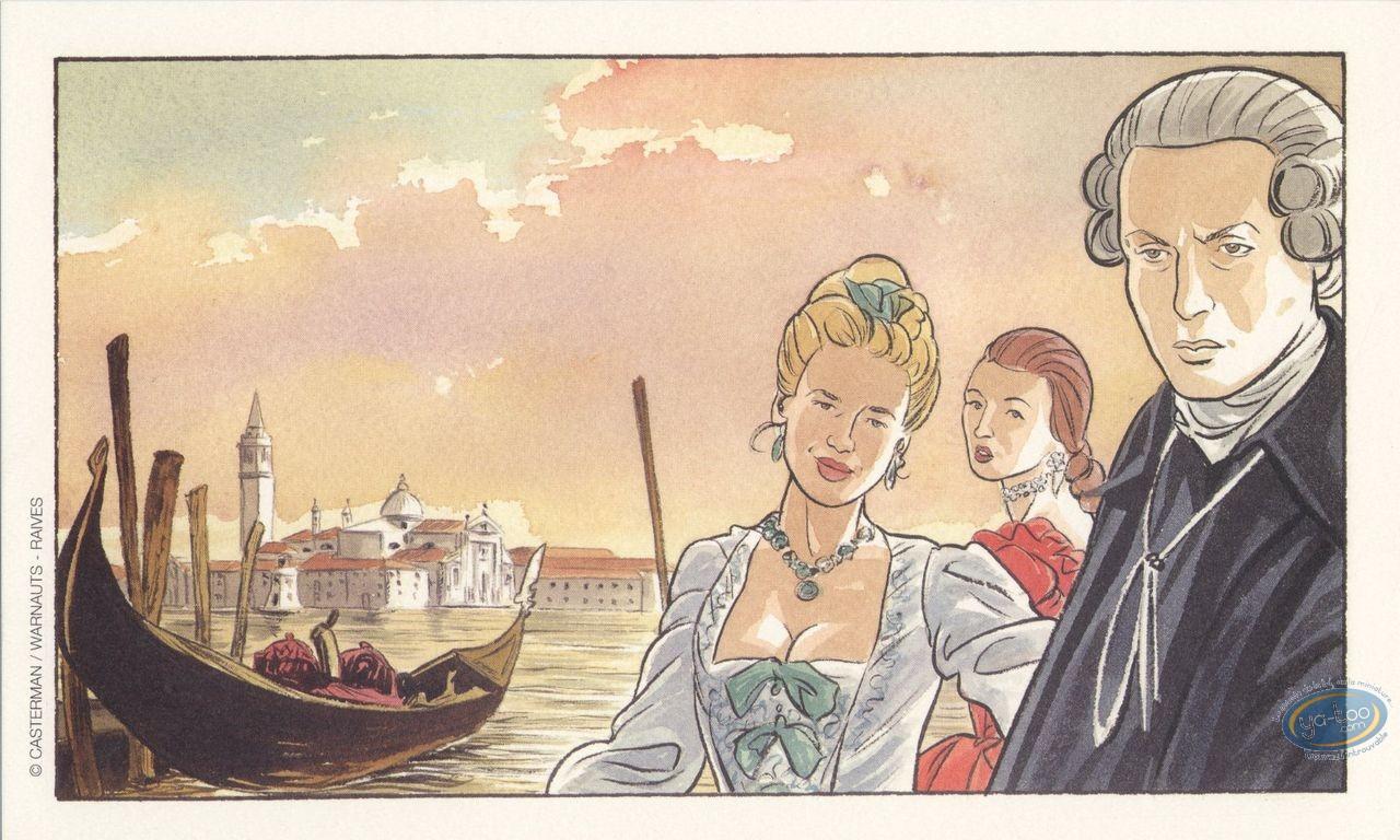 Ex-libris Offset, Suites Vénitiennes (Les) : Trio