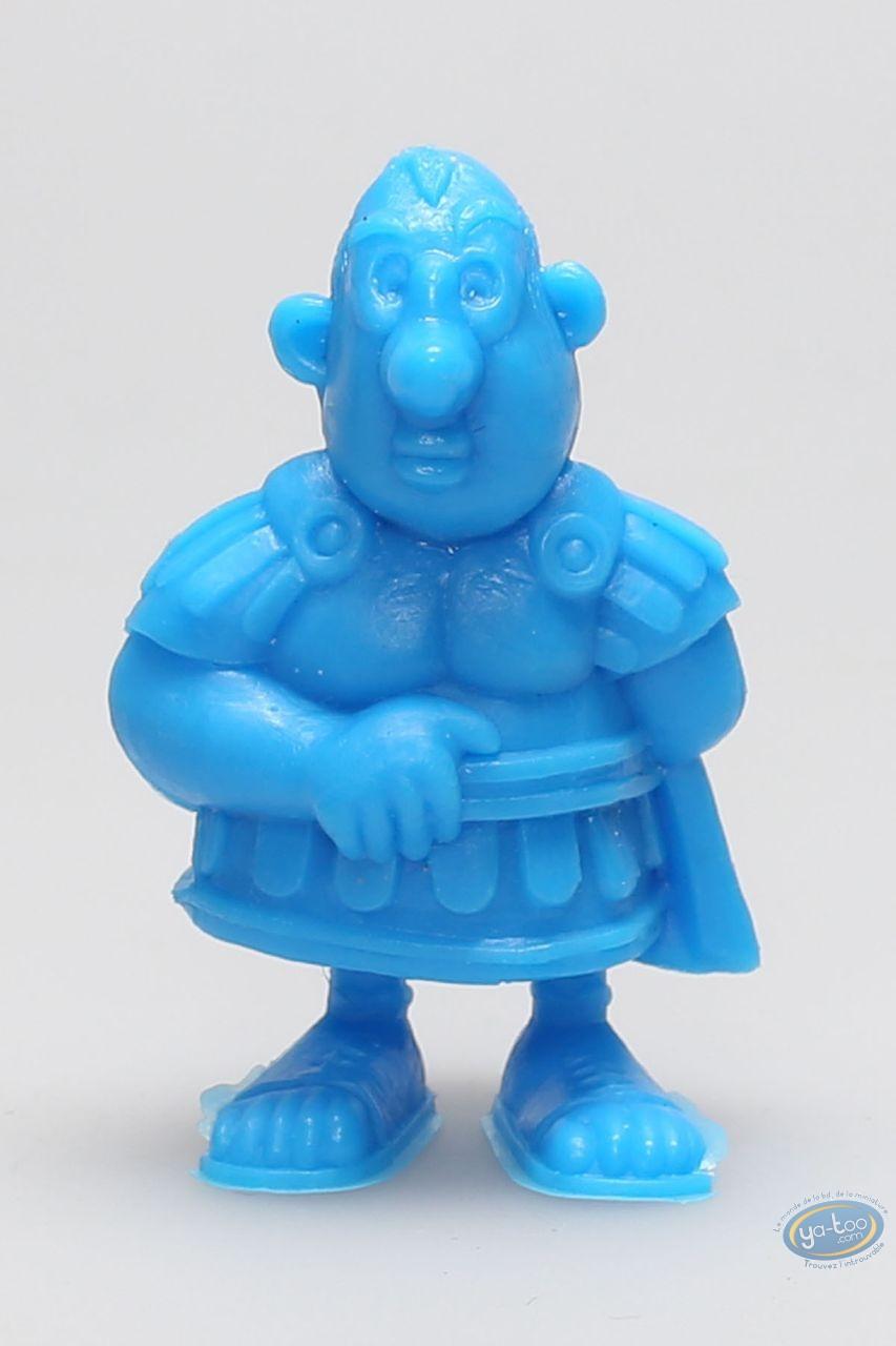 Figurine plastique, Astérix : Mini Centurion Tullius Mordicus (bleu)