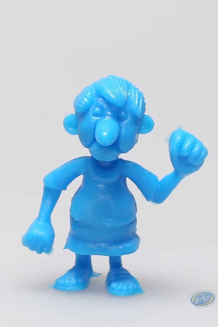 Figurine plastique, Astérix : Mini Gatessos l'esclave (bleu)