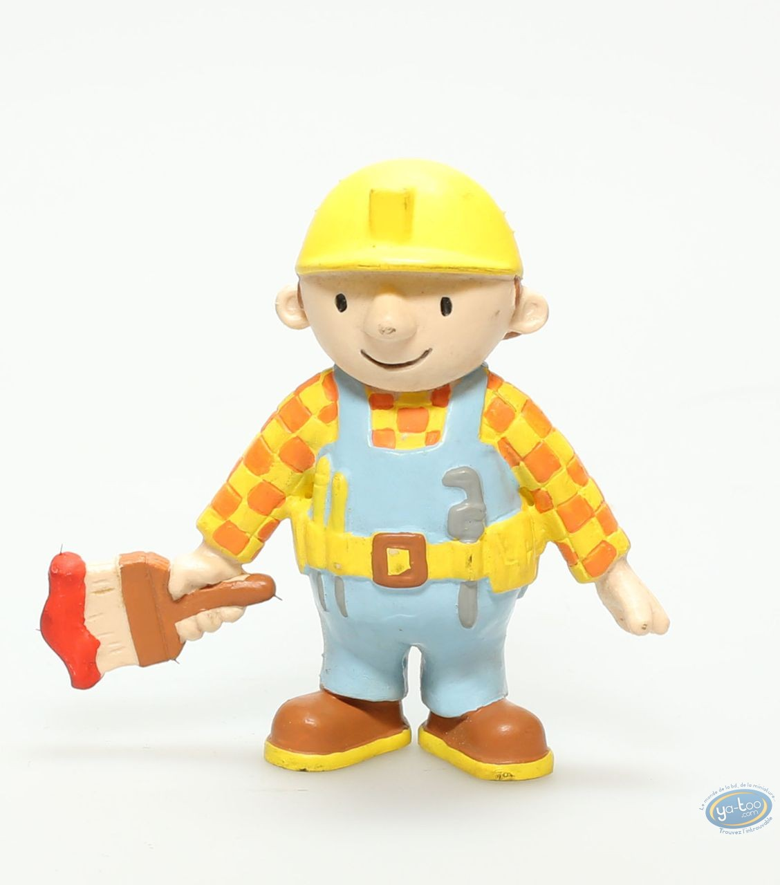 Figurine plastique, Bob le Bricoleur : Bob le bricoleur