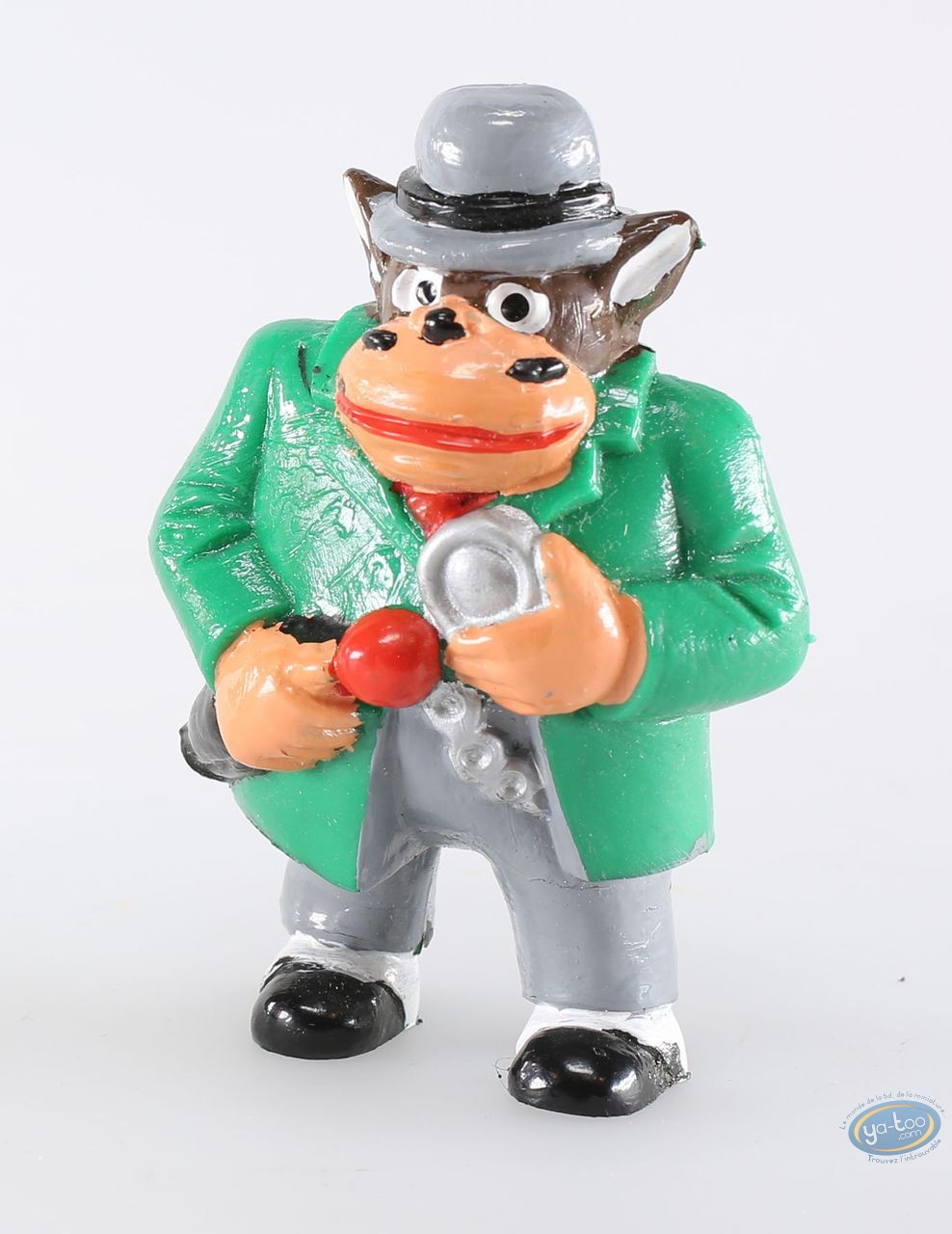 Figurine plastique, Sherlock Holmes : Commissaire Lestrade