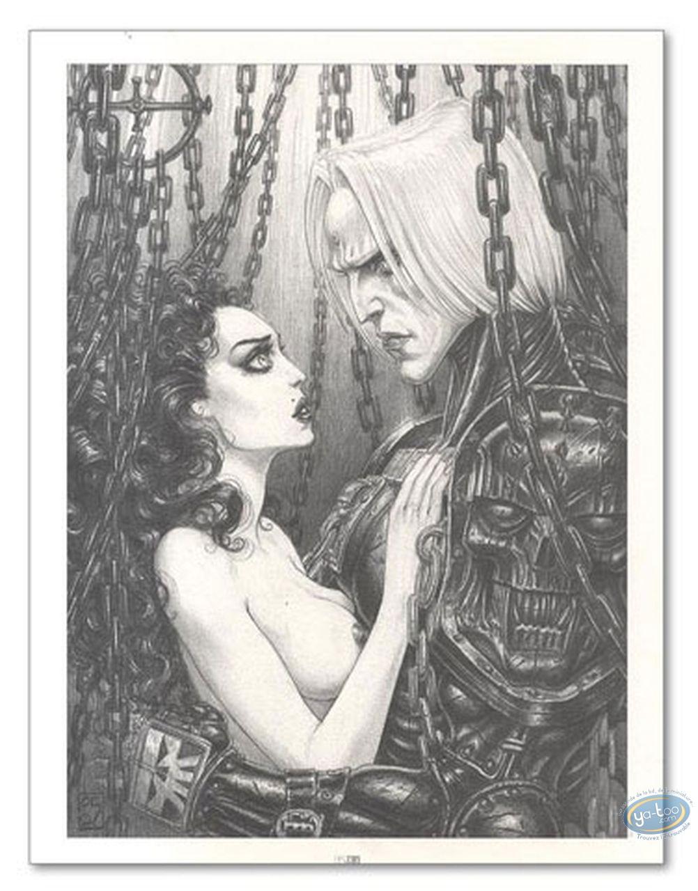 Affiche Offset, Requiem : Hellfire Club