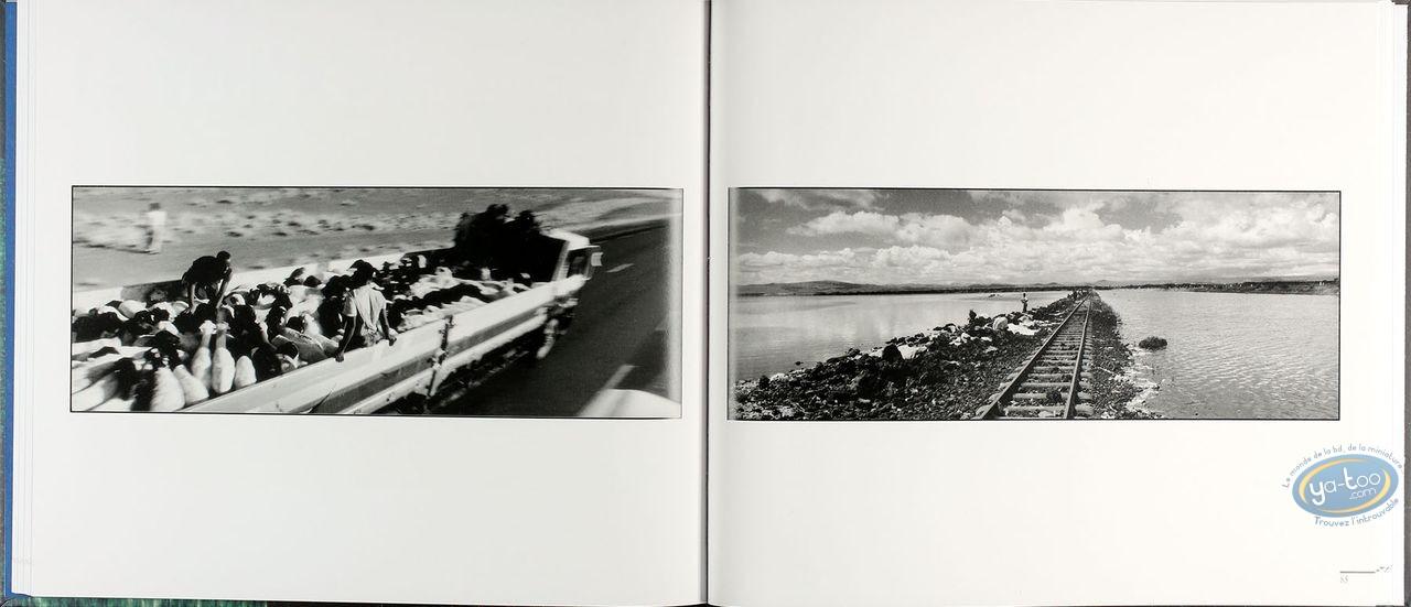 BD neuve, Corto Maltese : Teff, Immagini & Parole