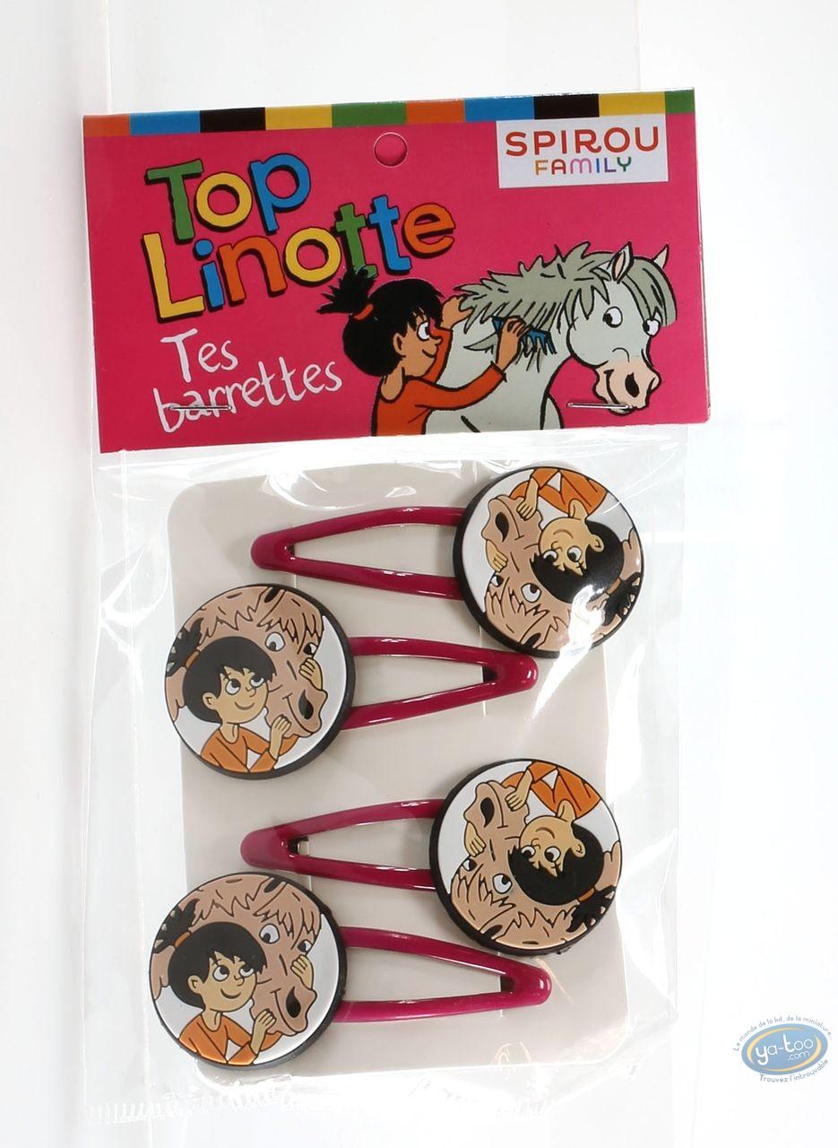 Jouet, Top Linotte : Tes barrettes Top Linotte