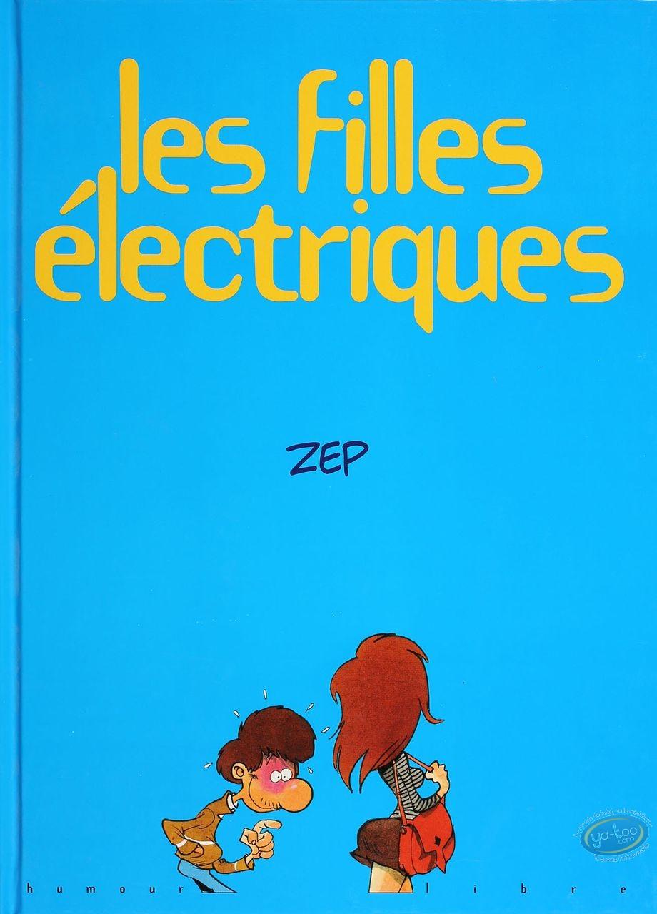 BD cotée, Filles Electriques (Les) : Les Filles Electriques