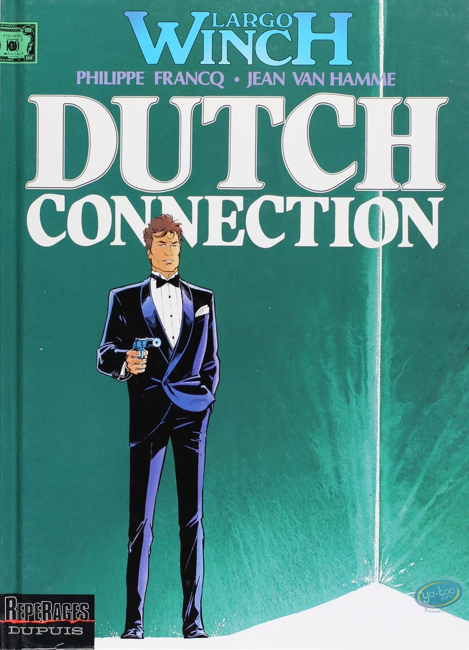 BD cotée, Largo Winch : L'Héritier + Dutch Connection