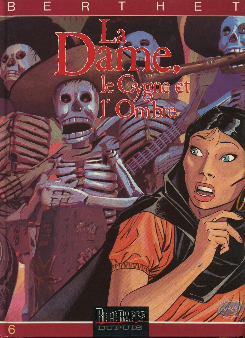 BD occasion, Dame, Le Cygne et l'Ombre (La) : La Dame, Le Cygne et l'Ombre