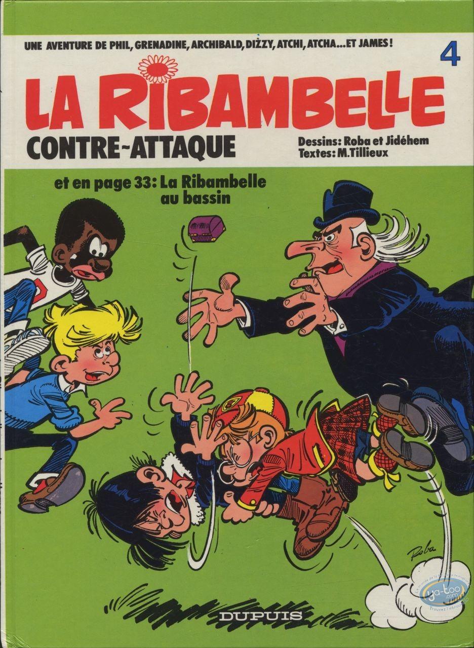 BD prix réduit, Ribambelle (La) : Contre-attaque