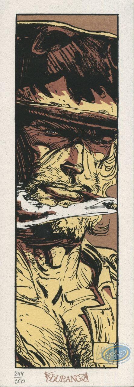 Marque-page sérigraphie, Wayne Redlake
