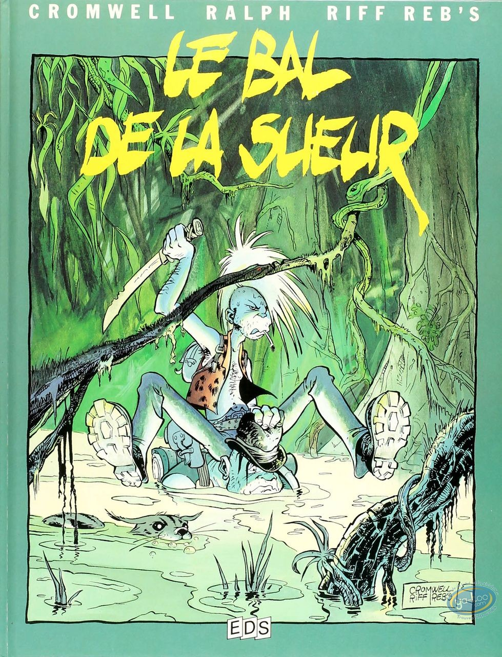 BD cotée, Sergei Wladi : Les aventures de Sergei Wladi, Le Bal de la Sueur