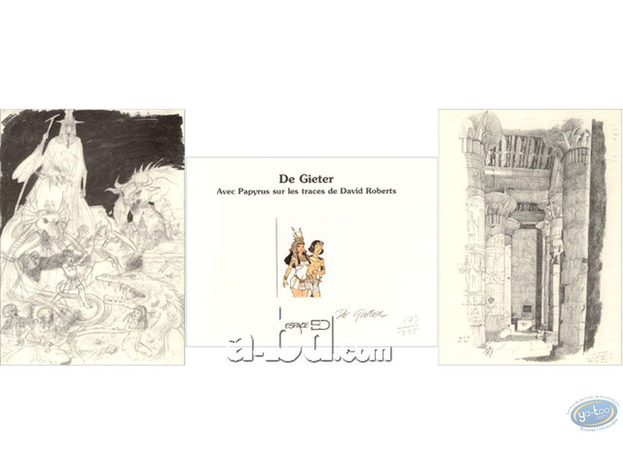 Portfolio, Papyrus : Papyrus