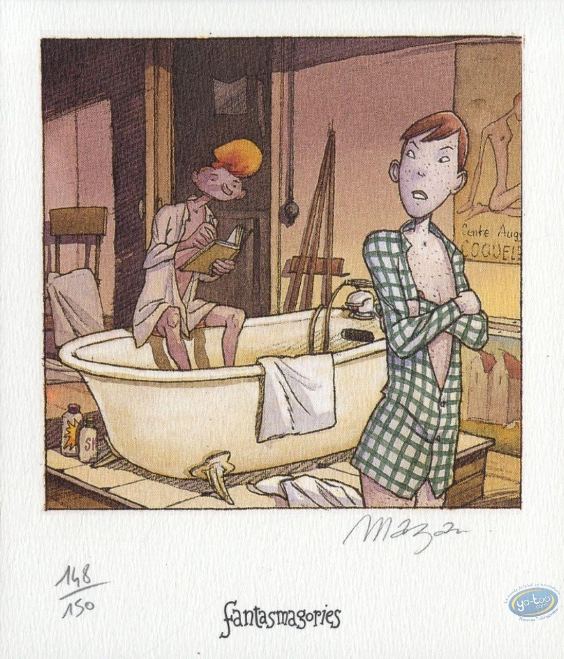 Ex-libris Offset, Vaillant Petit Tailleur (Le) : Bain