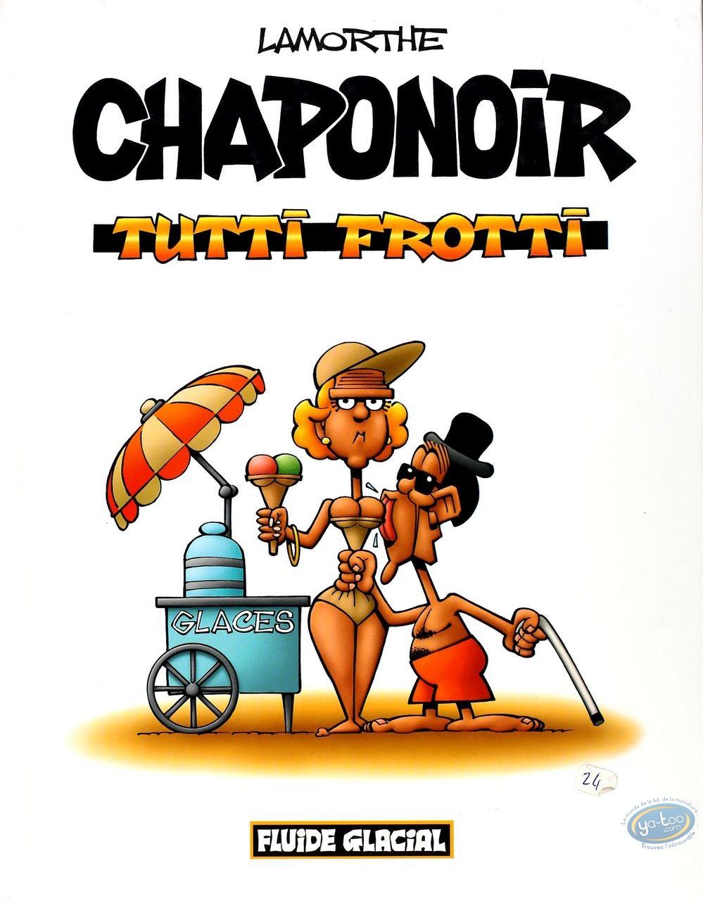 BD occasion, Chaponoir : Tutti Frotti