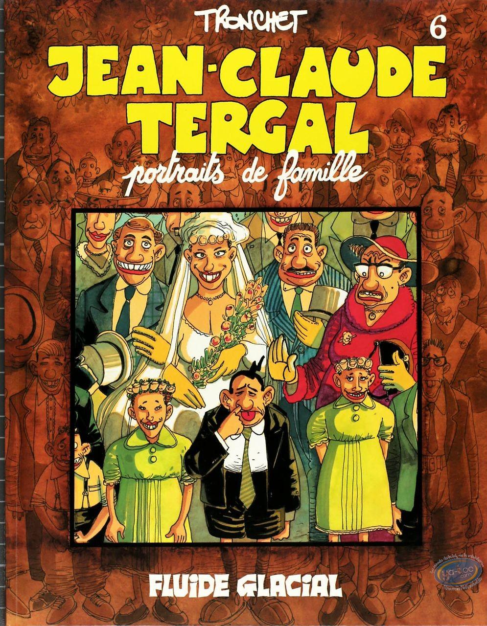 BD cotée, Jean-Claude Tergal : Portraits de Famille