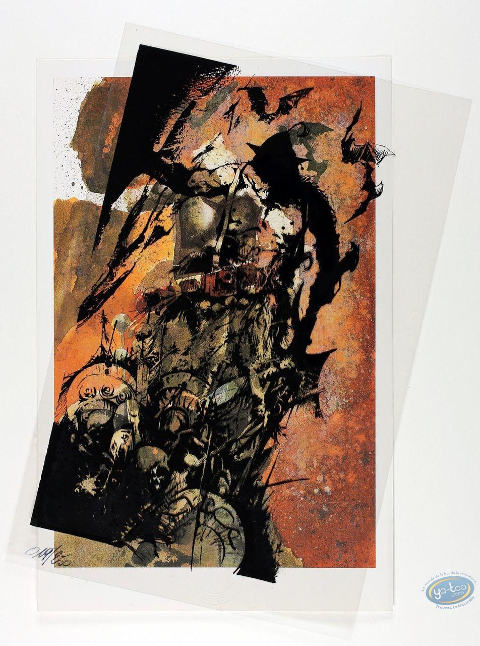 Ex-libris Offset, Graine de Folie (La) : Monstre