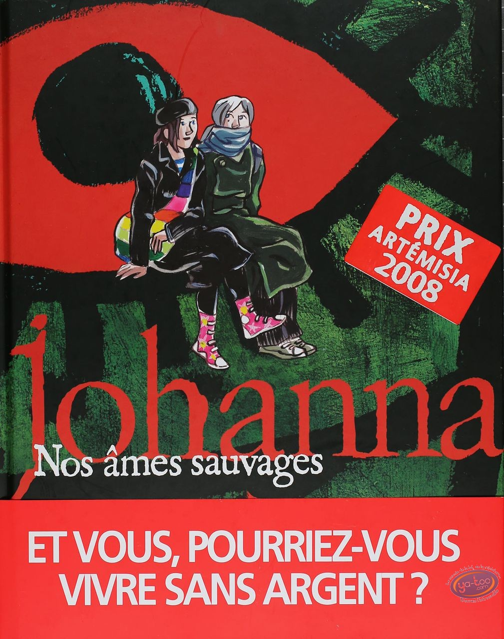 BD occasion, Nos Ames Sauvages : Nos âmes sauvages
