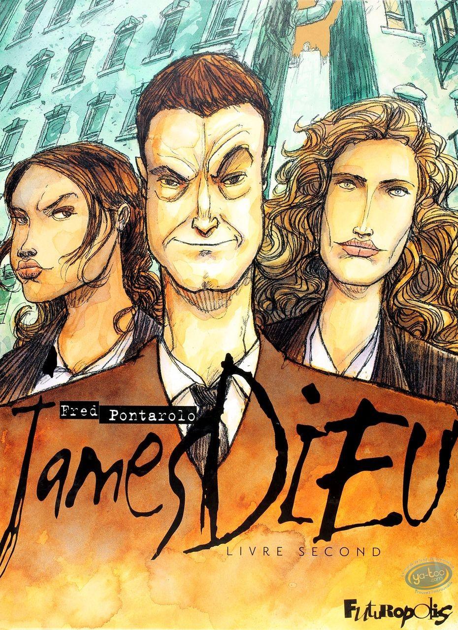 BD occasion, James Dieu : James Dieu : Livre Second