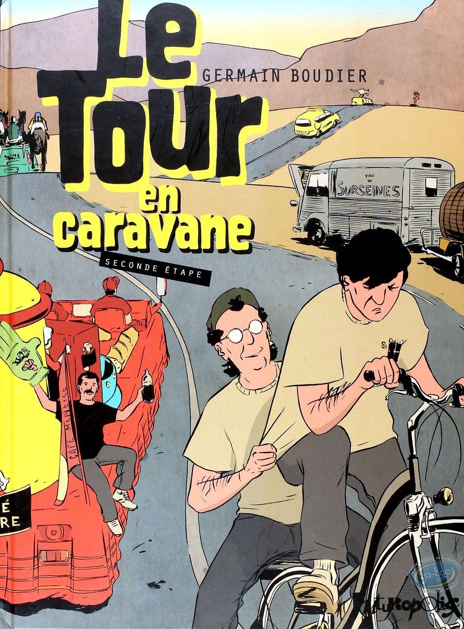 BD occasion, Tour en caravane (Le) : Seconde étape