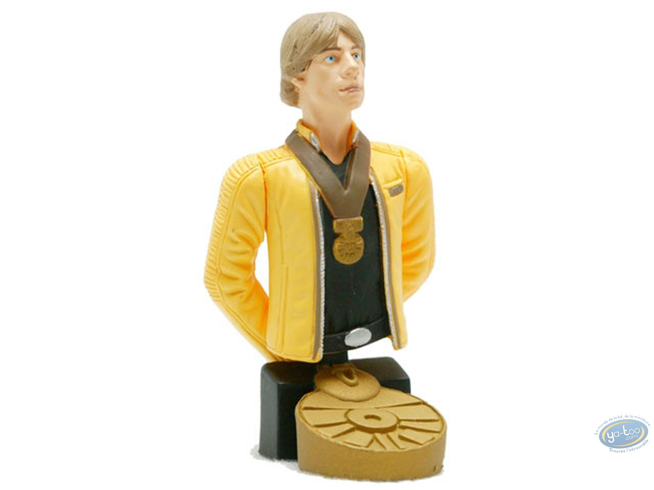 Figurine plastique, Star Wars : Luke  Skywalker