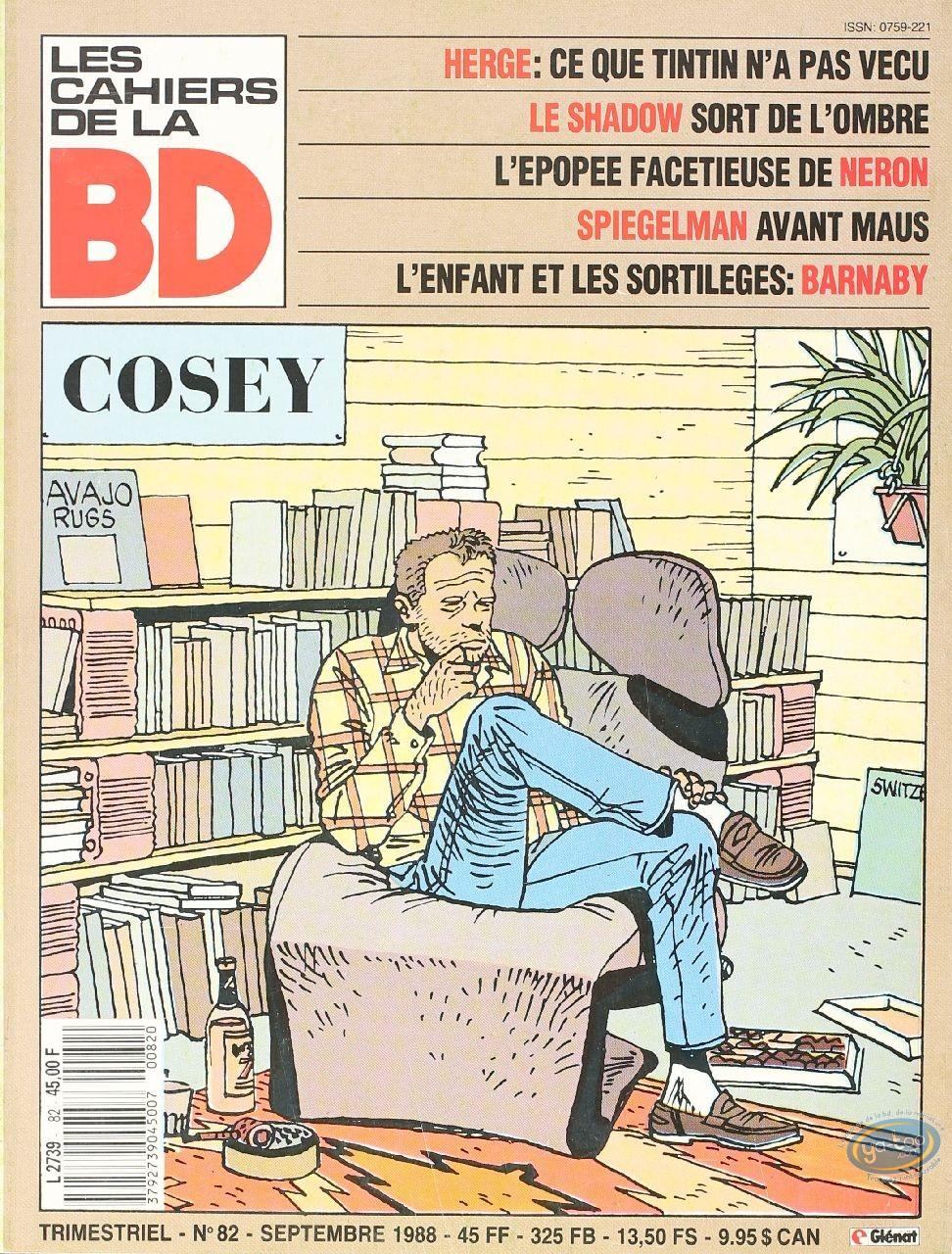 BD occasion, Cahiers de la BD (Les) : Les cahiers de la BD 82