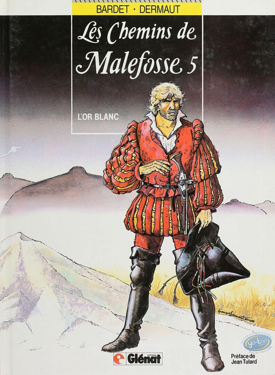 BD cotée, Chemins de Malefosse (Les) : Chemins de Malfosse, L'or blanc