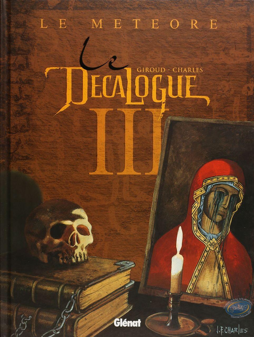 BD cotée, Décalogue (Le) : Le Décalogue, Le Météore