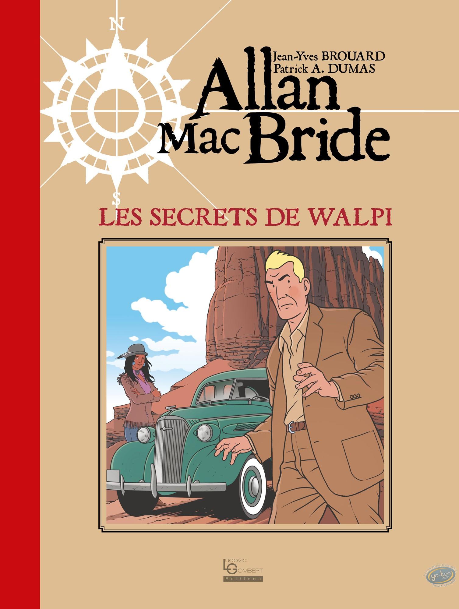 Tirage de tête, Allan Mac Bride : Les Secrets de Walpi