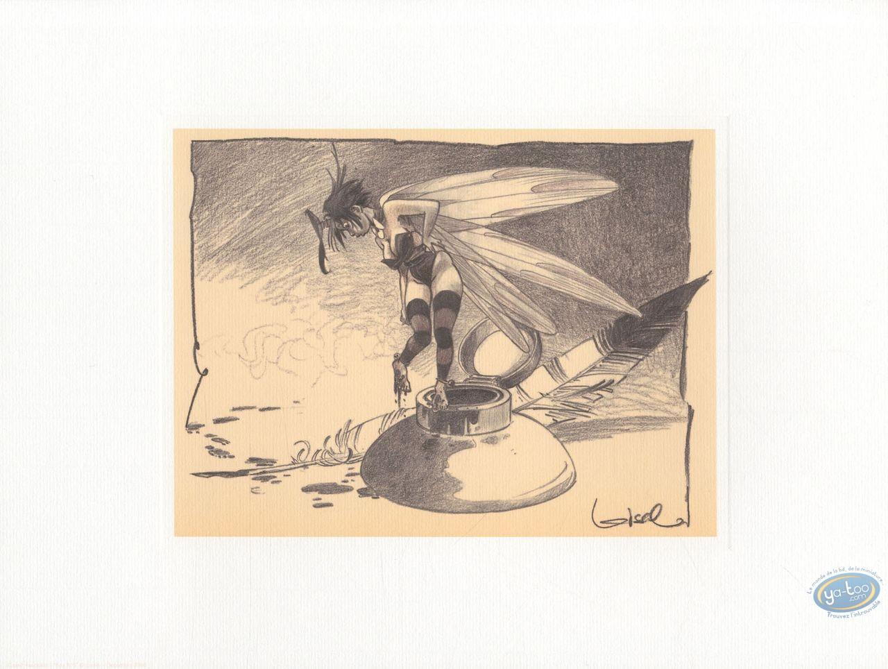 Affiche Offset, Peter Pan : Fée Clochette 5