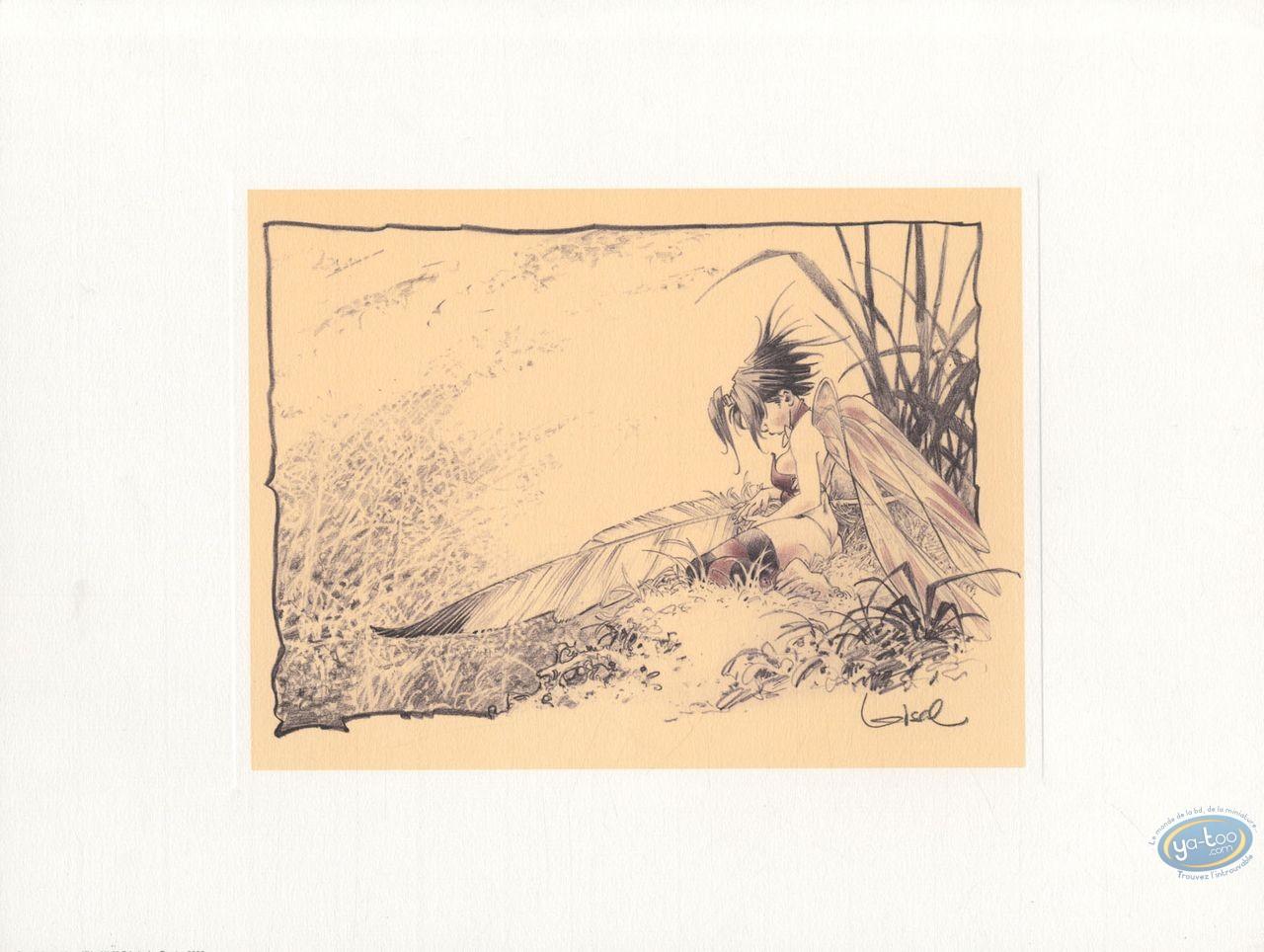 Affiche Offset, Peter Pan : Fée Clochette 9
