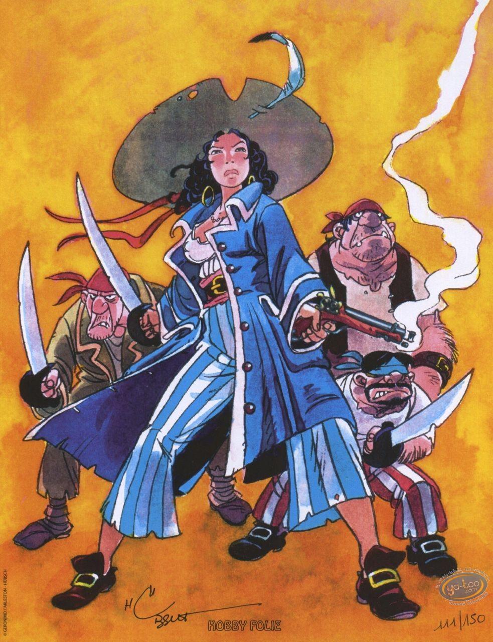 Ex-libris Offset, Chant d'Excalibur (Le) : Pirates