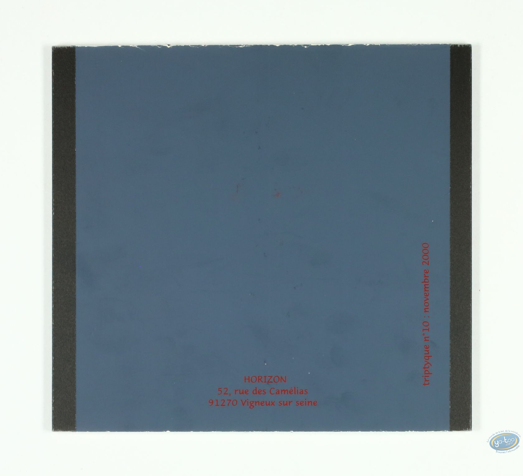 Affiche Sérigraphie, Rubine : Walthéry, Rubine