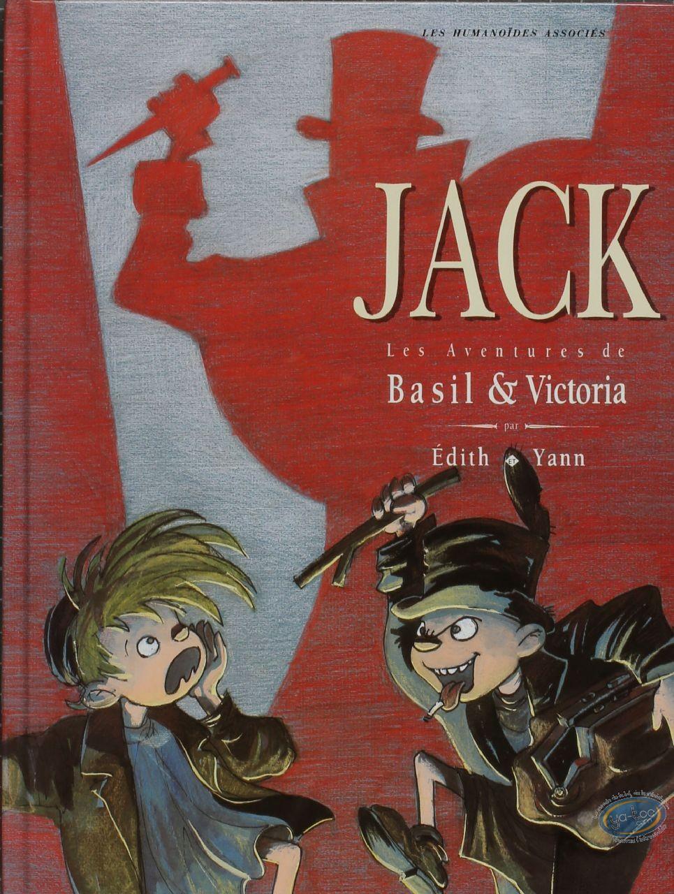 BD occasion, Basil et Victoria : Basil et Victoria, Jack