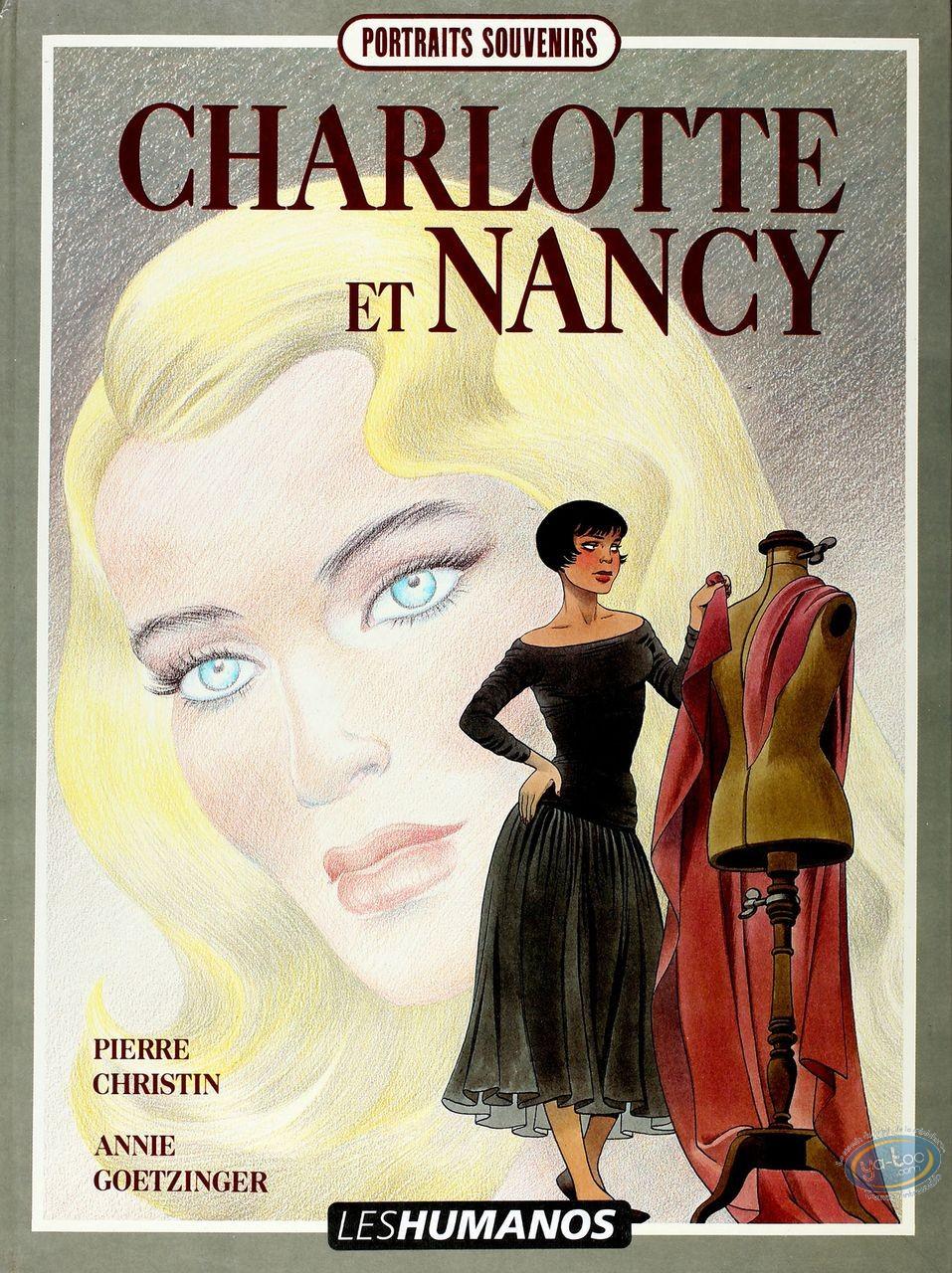 BD occasion, Charlotte et Nancy : Charlotte et Nancy